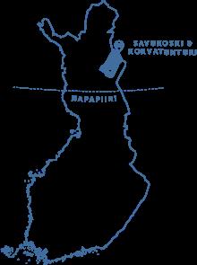 Alueinfo - Korvatunturi - Savukoski 1